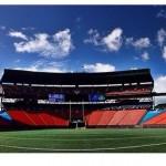 image of aloha stadium field