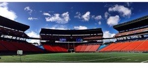 image of aloha stadium field