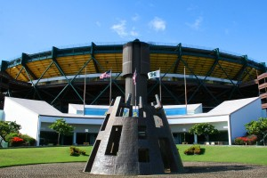 photo of the aloha stadium ticket office
