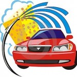 car wash cartoon image