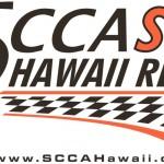 SCCA Solo Hawaii logo