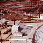 aloha stadium construction photo
