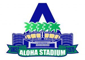 since 1975 aloha stadium logo