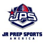 jr prep sports of america football logo