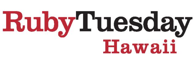 ruby tuesday hawaii logo