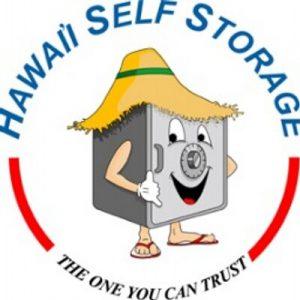 Hawaii Self Storage logo
