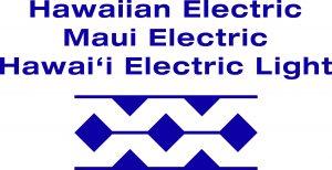 Hawaiian Electric Vehicles Logo