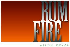 rum fire logo
