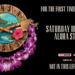Guns and Roses Aloha Stadium Concert Graphic Dec 8, 2018