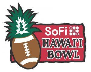 2018 SoFi Hawaii Bowl Logo FNL