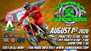 Motorcross 2020 flyer