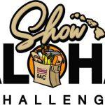 show aloha challenge food distribution logo