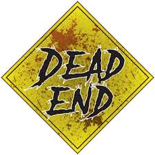 Habilitat Haunted House logo - Dead End