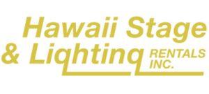 Hawaii Stage & Lighting logo