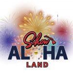 Show Aloha Land Logo