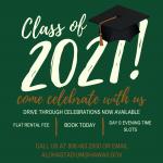 2021 graduation image