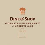dine & shop swap meet logo