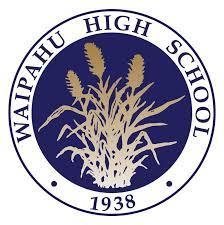 Waipahu HS logo