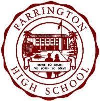 Farrington HS logo